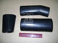 Патрубок радиатора КАМАЗ (шланги 3 шт) №90РШ (производство БРТ) (арт. Ремкомплект 90РШ), ABHZX