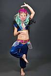 Детский карнавальный костюм восточной красавицы, фото 2
