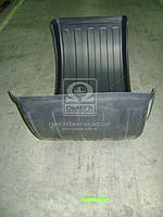 Крыло грузовое КАМАЗ двускатное (пр-во Петропласт, г.Санкт-Петербург) Локеры