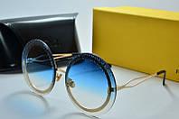 Солнцезащитные очки FENDI 8097 синие