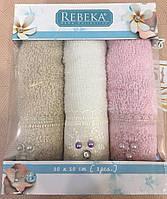 Подарочный набор кухонных полотенец Rebeka № 32431