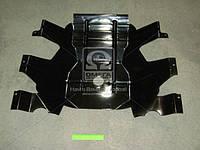 Брызговик двигателя ГАЗЕЛЬ,СОБОЛЬ (аналог 330242-2802022) (Производство ГАЗ) 33023-2802010, ADHZX