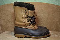Термоботинки Sorel Badger Winter ботинки сапоги зимние. Канада. Оригинал. 42 р./27 см.
