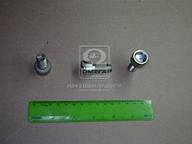 Винт М12х1,5х28 крепления диска тормозного ГАЗ 33104 ВАЛДАЙ (покупной ГАЗ) (арт. 4531149-086)