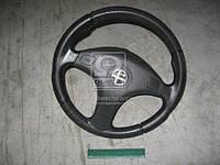 Колесо рулевое ВАЗ 2108-2115 Люкс-08 (производство Россия) (арт. 2108-3402010-20), ADHZX