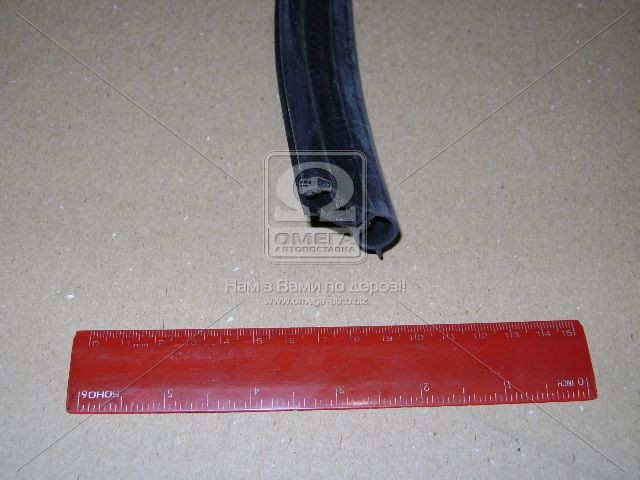 Уплотнитель двери задка ВАЗ 2111 (производство БРТ) (арт. 2111-6307024-02Р)