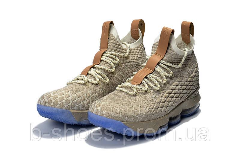 Мужские баскетбольные кроссовки Nike LeBron 15 (Golden champagne ... fbb65407055