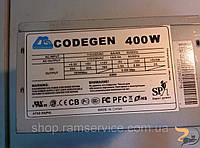 CODEGEN 300xx atx 2.03 P4 400W pfc, б/в