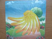 Пазл на 9 эл. Бананы
