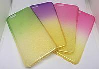 Apple iPhone 6G Накладка силикон цветной