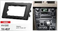Переходная рамка CARAV 11-437 2 DIN (Volvo XC90)