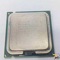 Процесор Intel Pentium 4 524, SL9CA, 1 МБ кеш-пам'яті, тактова частота 3.06 ГГц, Б/В