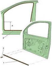 Двери передние и задние