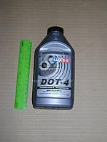 Жидкость тормозная DOT4 LUXЕ 438г сереб.кан