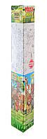 """Мега раскраска """"Карта мира"""" 64*90 см"""