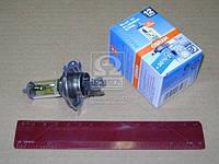 Лампа фарная H4 12V 60/55W P43t Allseason Super (+30%) (Производство OSRAM) 64193ALS-FS