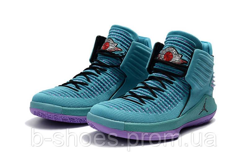 Мужские баскетбольные кроссовки Air Jordan 32 (Moon purple)