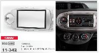 Переходная рамка CARAV 11-342 2 DIN (Toyota Yaris)