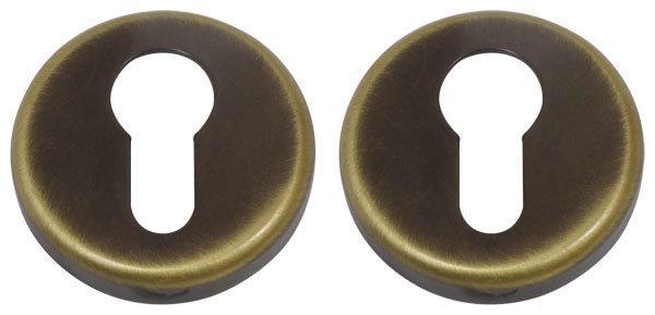 Накладка под цилиндр COLOMBO CD 63 G B бронза