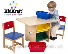 Стол со стульями Kidkraft 26912