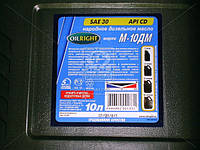 Масло моторное OIL RIGHT М10ДМ SAE 30 CD (Канистра 10л) 2507