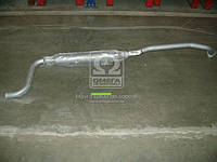 Резонатор ВАЗ 2170 ПРИОРА закатной без гофры компенсирующей (Производство Ижора) 2170-1200020-01