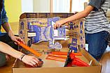 Трек Хот Вилс Разводной мост Hot Wheels Track Builder Stunt Bridge Kit, фото 5