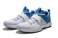 Мужские тренировочные кроссовки Air Jordan Trainer Flyknit 2 (Blue/White), фото 1