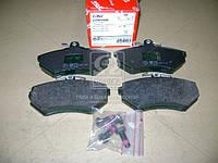 Колодка тормозная SEAT CORDOBA (6K2/C2), IBIZA II (6K1), Volkswagen GOLF II передн. (производство TRW) (арт. GDB1048), ADHZX