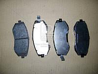 Колодка тормозная SUBARU FORESTER (SF, SG), IMPREZA (GD, GG) передн. (производство TRW) (арт. GDB3328), AFHZX