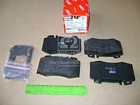 Колодка тормозная MB M-CLASS (W163), S-CLASS (W220) передн. (производство TRW) (арт. GDB1454), AFHZX
