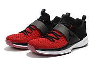 Мужские тренировочные кроссовки Air Jordan Trainer Flyknit 2 (Red/Black/White), фото 1