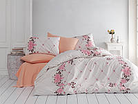 Качественный полуторный комплект постельного белья ТМ Nazenin Home, ранфорс JULIET-SOMON-2