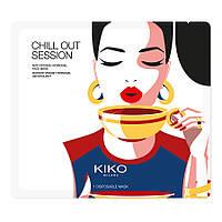 Маска для лица гелевая Kiko Milano Chill Out Session Италия оригинал