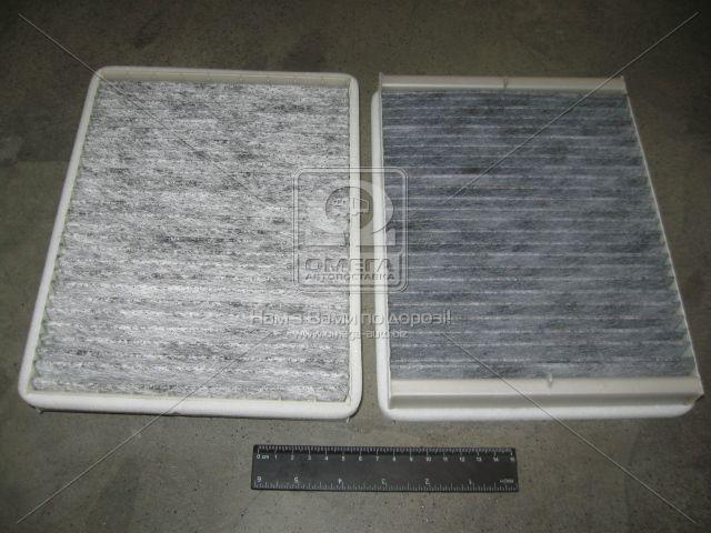 Фильтр салона BMW E39 угольный (2шт.) (производство Knecht-Mahle) (арт. LAK73/S), AFHZX