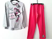 Пижама для девочки Disney р.128,140,150