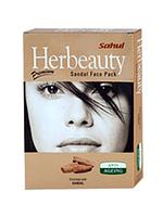 Маска для лица Сандал Сахул (Face Pack Sandal Sahul) 100 гр