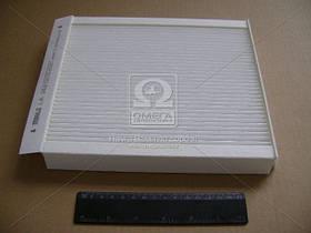 Фильтр салона LACETTI, NUBIRA (без рамки) (производство Knecht-Mahle) (арт. LA362), ACHZX
