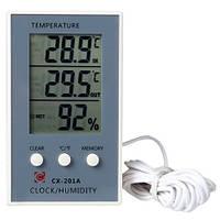 Гигрометр термометр CX-201A