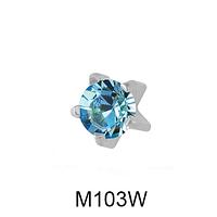 Крапан Март 2мм M103W(без покрытия)