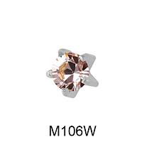 Крапан Июнь 2мм M106W(без покрытия)