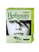 Маска для жирной кожи Ним Сахул 100 гр (Herbeauty Neem Face Pack Sahul)