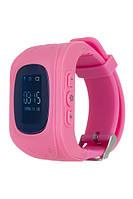 Детские часы GPS Tracker ERGO Kid`s K010 розовый