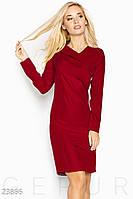 Закрытое демисезонное платье Gepur 23866