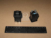 Выключатель дальнего света фар ГАЗ 3302 (Производство Автоарматура) 85.3710-02.02