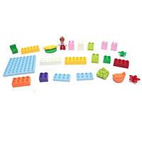 Конструктор детский пластмассовый (C2321)