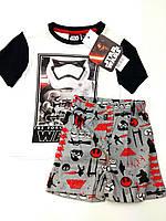 Пижама для мальчика STAR WARS Франция 104,116,128,140