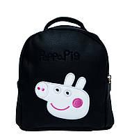 Рюкзачок Peppa Pig 3 Цвета Черный, фото 1