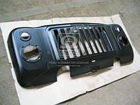 Облицовка радиатора ГАЗ 53 (покупной ГАЗ) (арт. 53-8401110-11), AGHZX