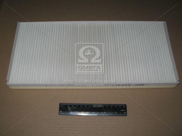 Фильтр салона MAN (TRUCK) (производство Hengst) (арт. E906LI), ACHZX